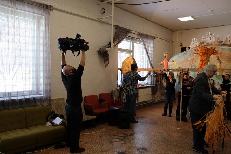 Репортаж о театре канала Сети-НН