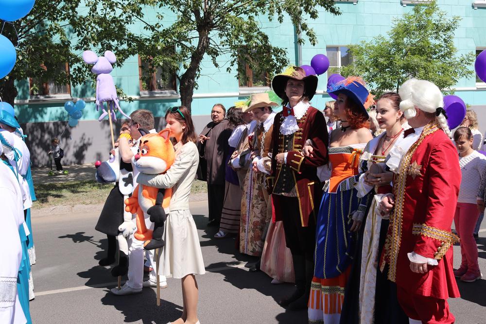 День города Дзержинска