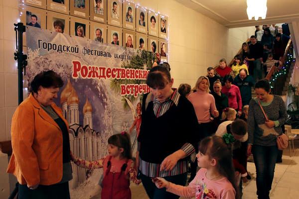 """""""Рождественские встречи 2020"""" в театре кукол."""