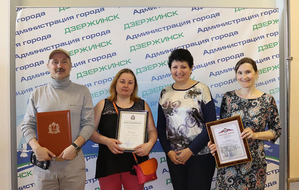 Артисты театра получили награды за вклад в культуру города