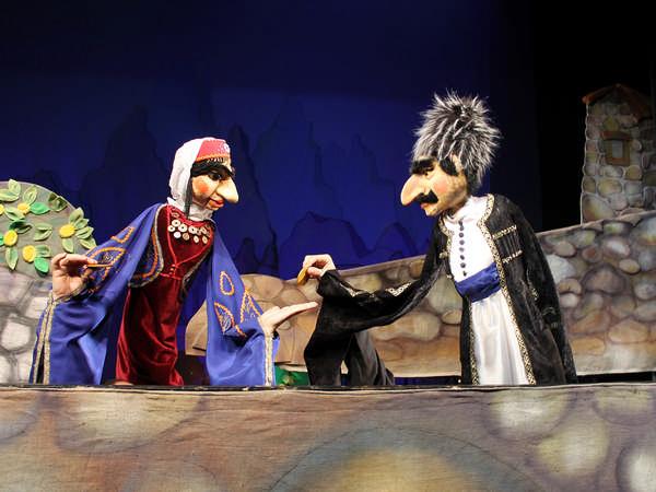 Международный День театра отметили премьерой!